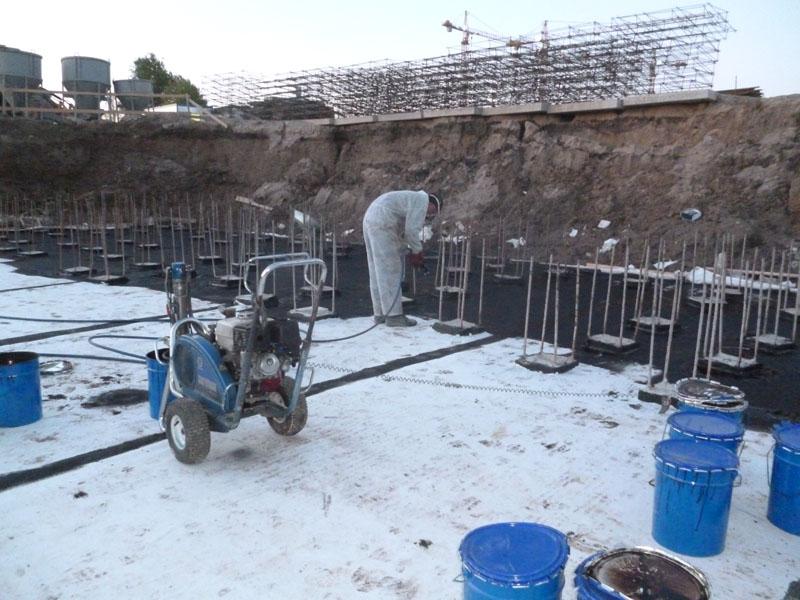 Гидроизоляция тфн ижора герметик полиуретановый строительный